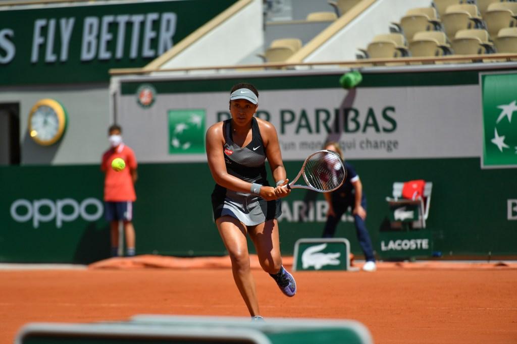 Naomi Osaka, French Open