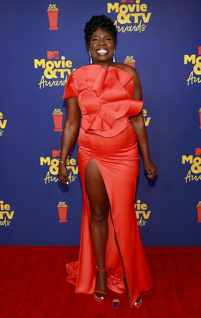 Leslie Jones, MTV Movie & TV Awards