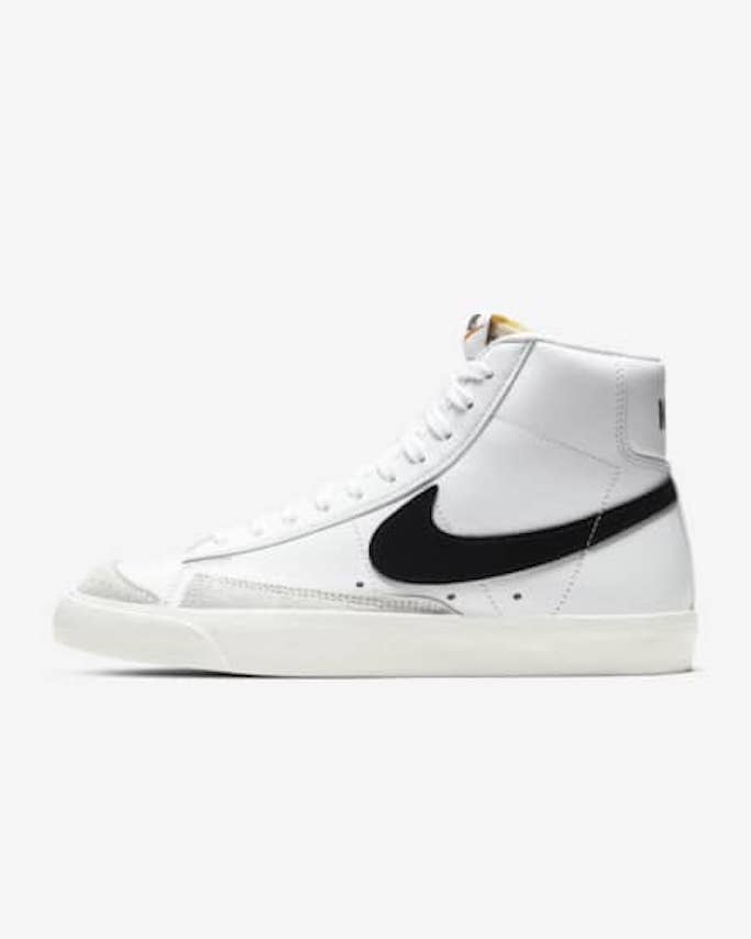 nike, high top sneakers