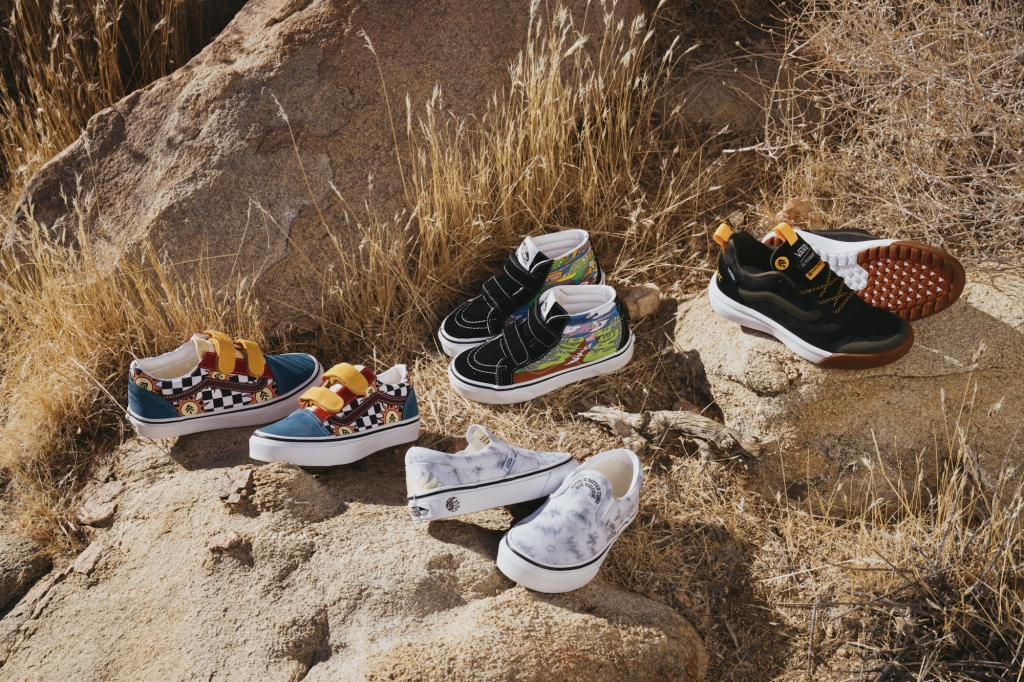 Parks Project x Vans Youth Collection
