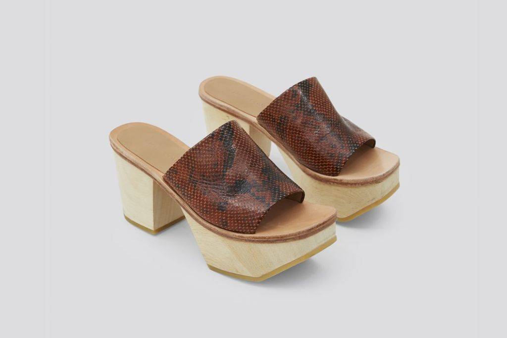 clogs, clog shoes, how to wear clogs, clog shoe trend, spring 2021 fashion trends, spring 2021 trends, trends, fashion, shoes, rachel comey