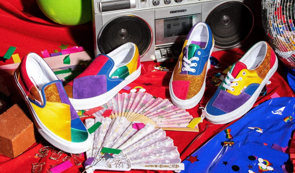 Vans 2021 Pride Month Collection, rainbow, lgbtq