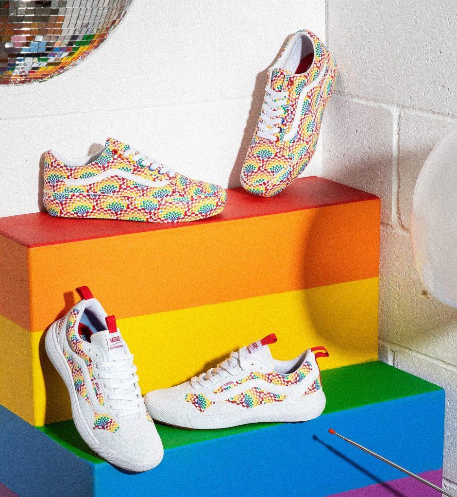 Vans 2021 Pride Month Collection