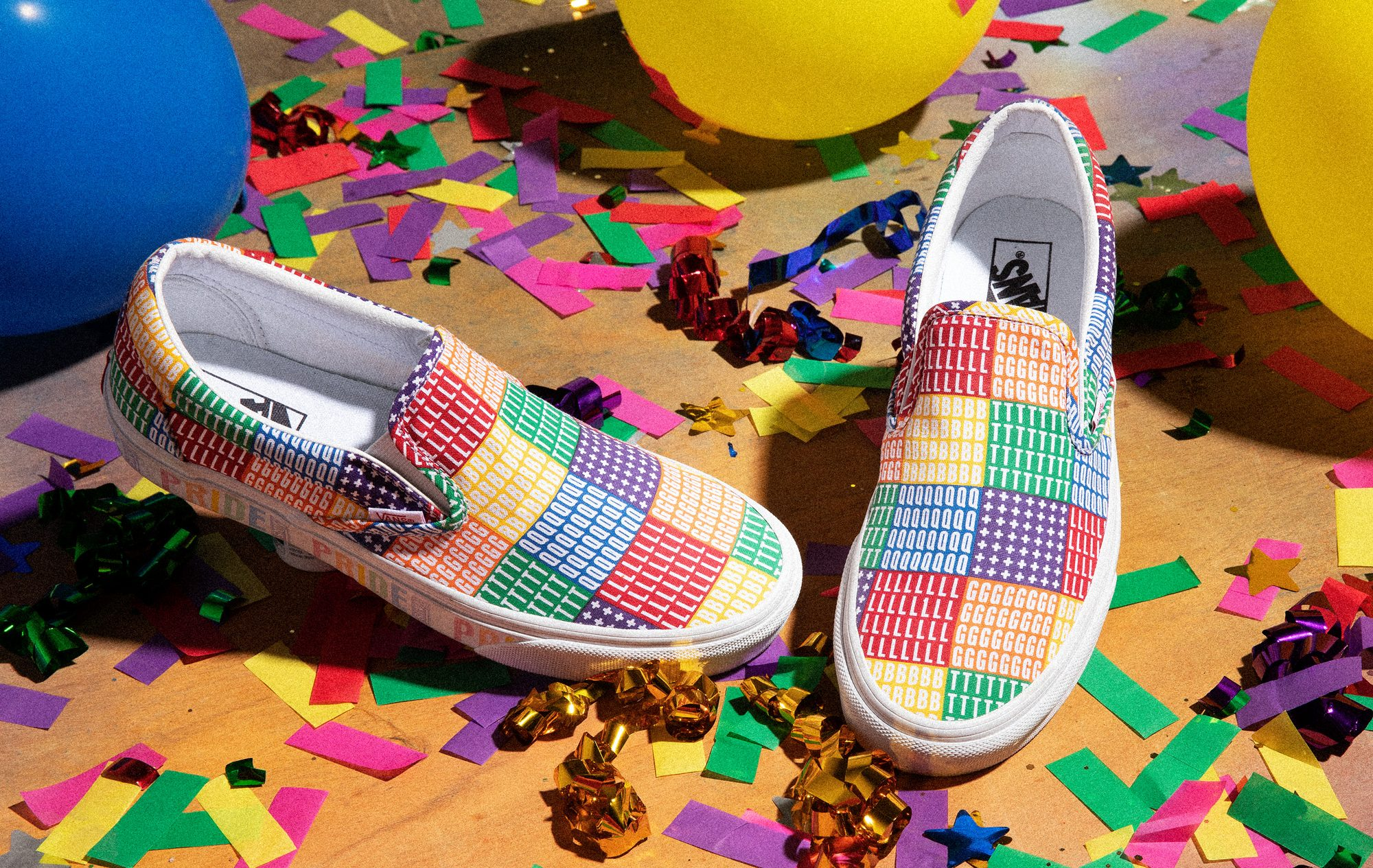Vans Pride Month 2021 Sneaker Collection Release Info: How to Buy ...