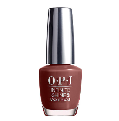 OPI OPI Infinite Shine Long-Wear Nail Polish, coffee, brown