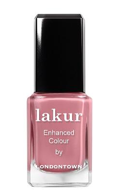 Lakur Enhanced Colour Nail Lacquer