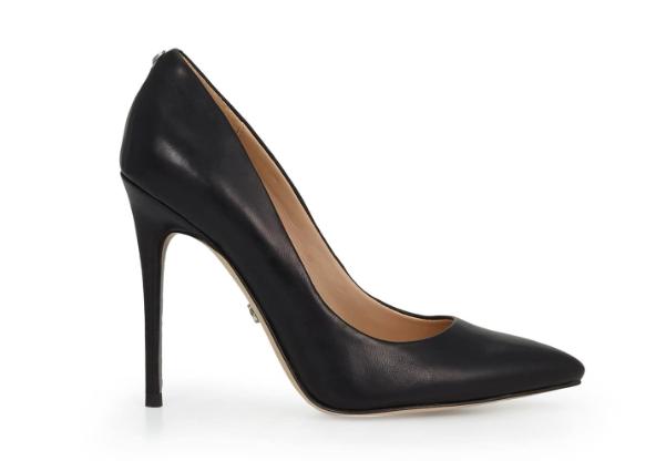 Sam Edelman Danna Pointed Toe Stiletto, black