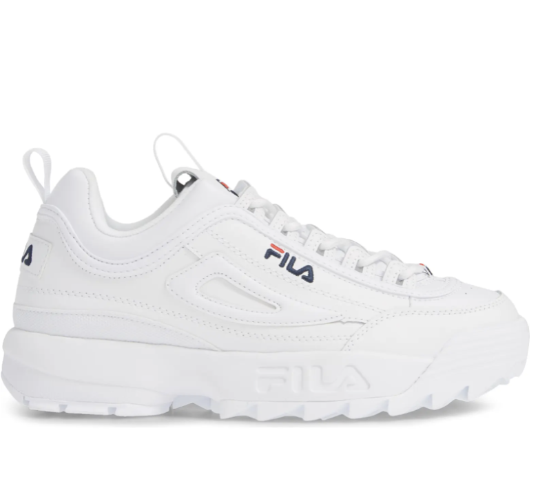 fila trainers, Disruptor II Premium Sneaker