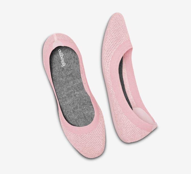 Allbirds tree breezers, best travel shoes for women