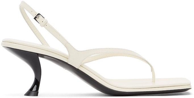 the row, the row sandals, thong sandal