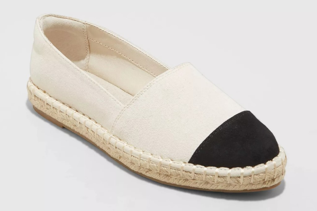 a new day Maggie Espadrille Flats, best target shoes for women