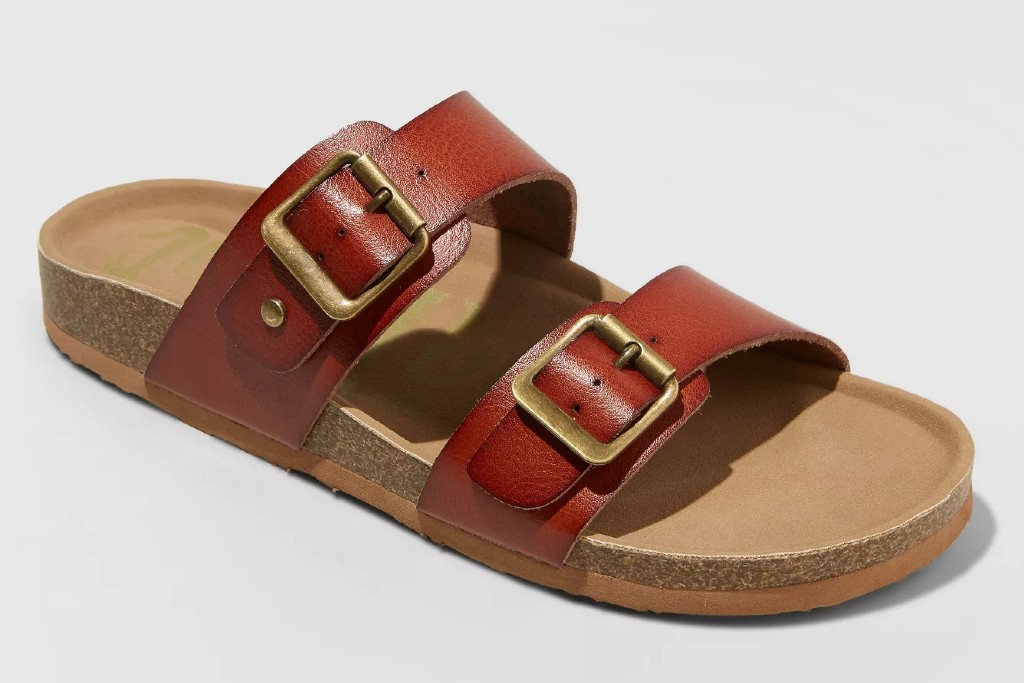 Mad Love Keava Footbed Sandals, target shoes for women