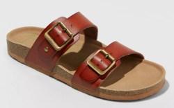 Mad Love Keava Footbed Sandals, target