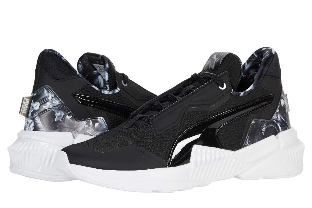Puma Provoke XT UNTMD Floral Sneaker, women's zappos memorial day deals