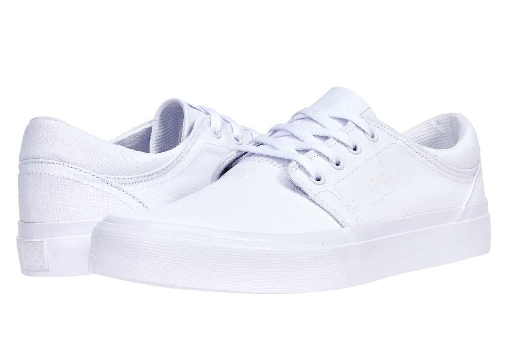 DC Trase TX Skate Shoe, women's zappos memorial day sales