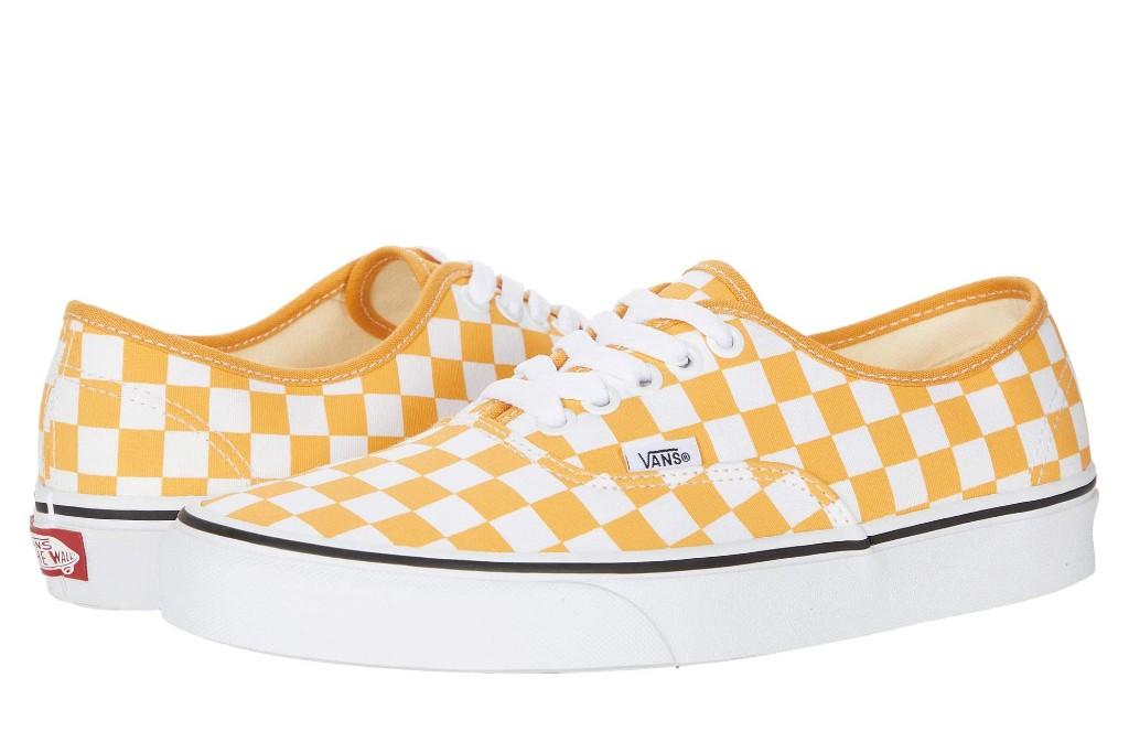 Vans Authentic Checkerboard Shoe, zappos memorial day deals