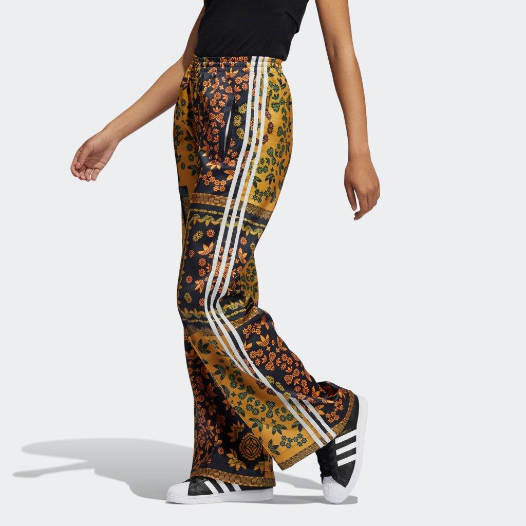 Yara Shahidi x Adidas Satin Track Pants