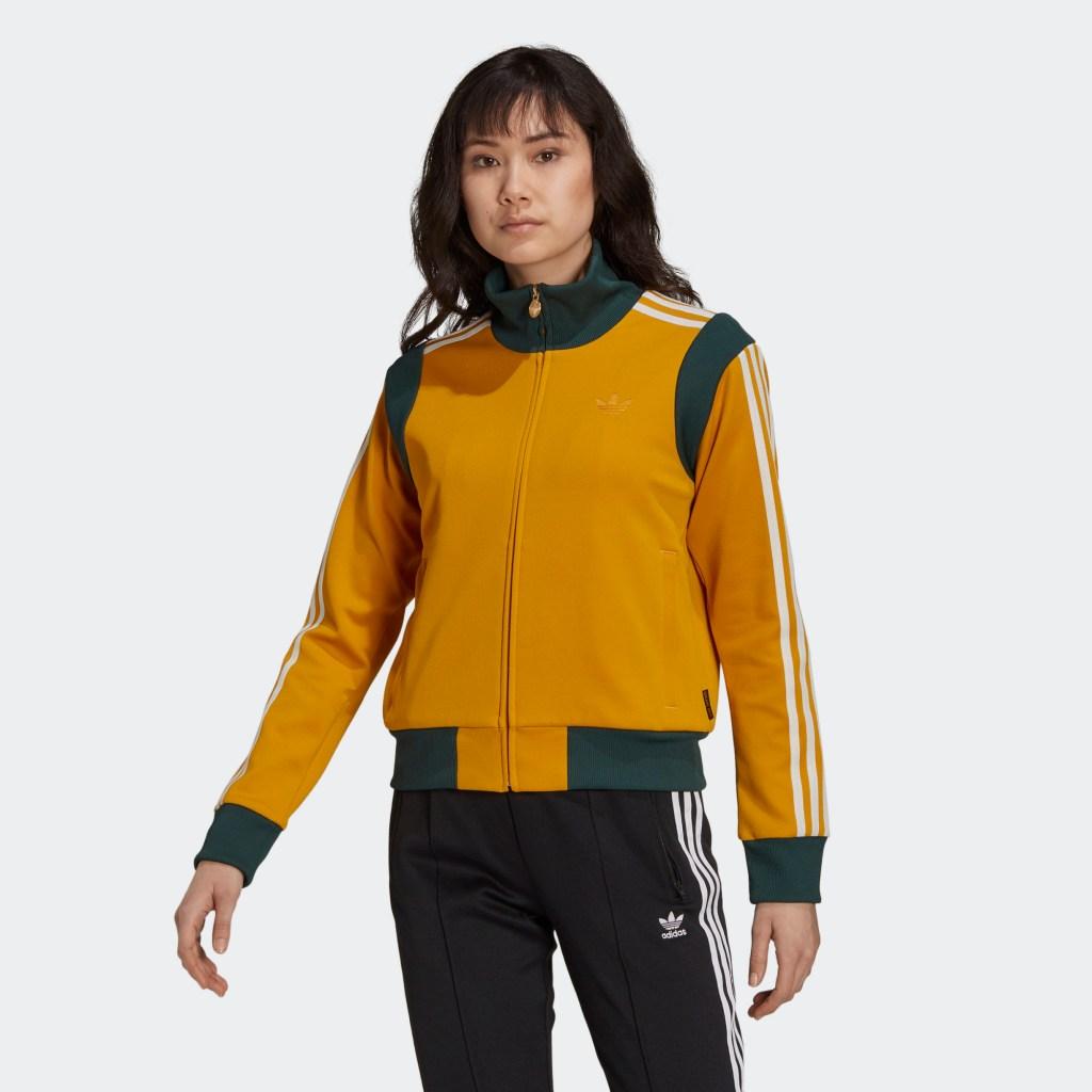 Yara Shahidi x Adidas Track Top