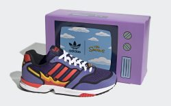 'The Simpsons' x Adidas ZX 1000
