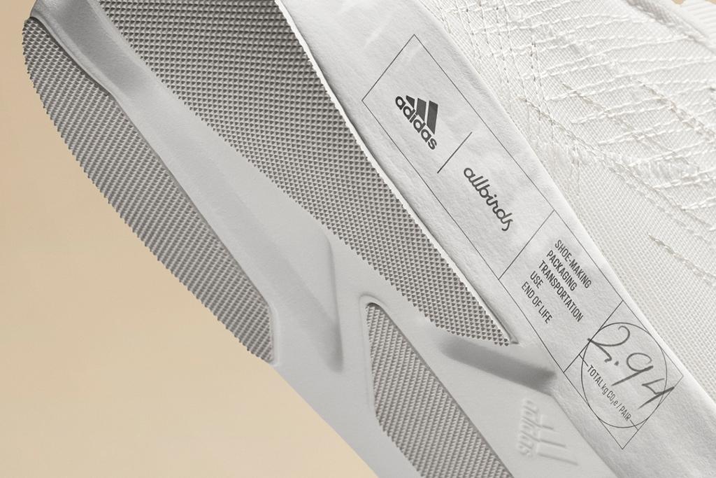 Allbirds Adidas Futurecraft.Footprint
