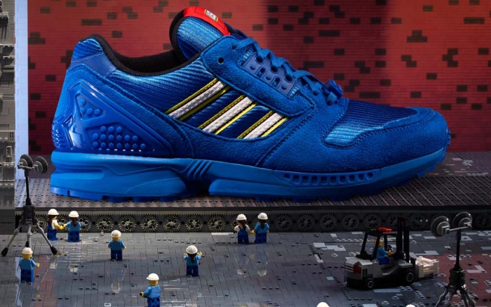 adidas, lego, bricks, zx, 8000, sneakers, toys, adults, kids