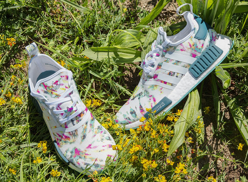 Adidas NMD_R1 All Day I Dream About Summer