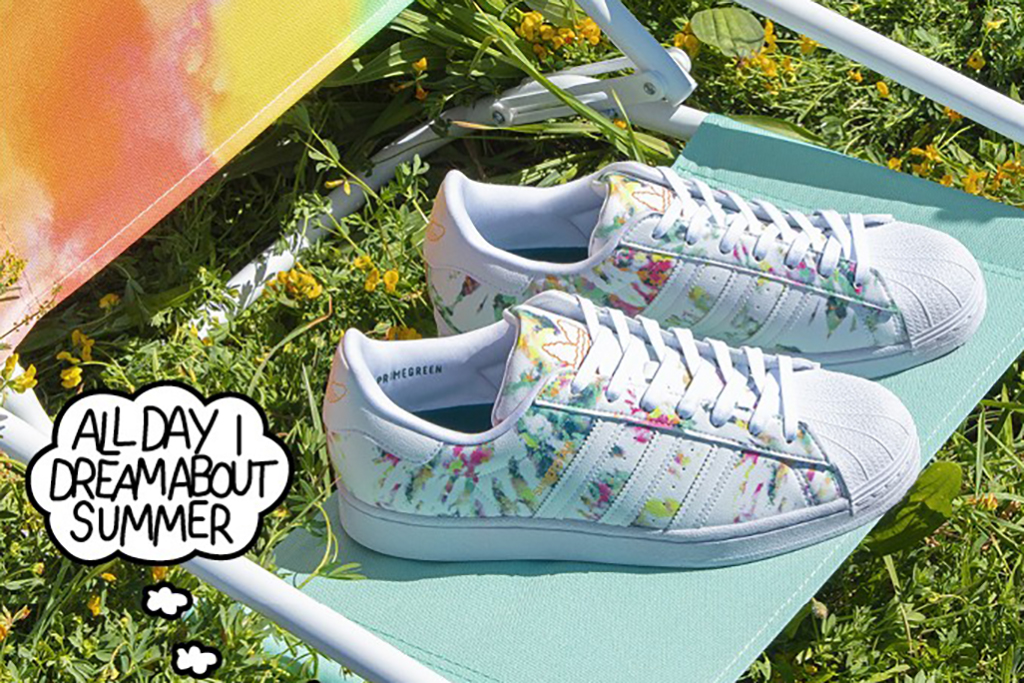 Adidas Superstar All Day I Dream About Summer