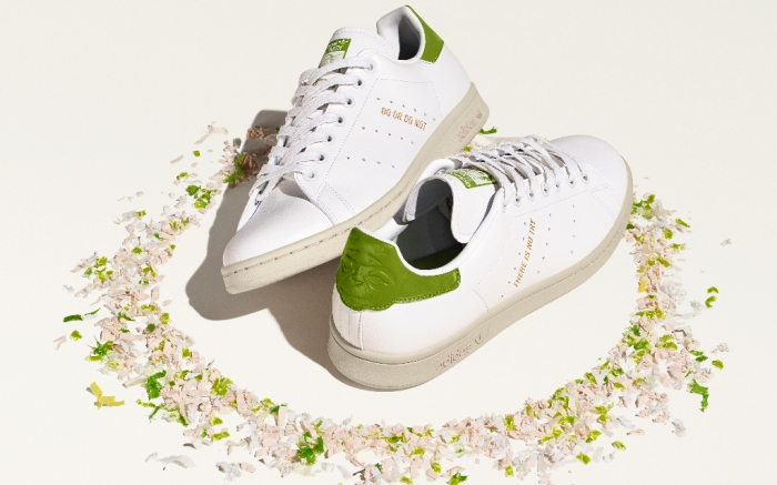 adidas Originals Yoda Stan Smith, Forever sneaker, Star Wars, White Sneakers