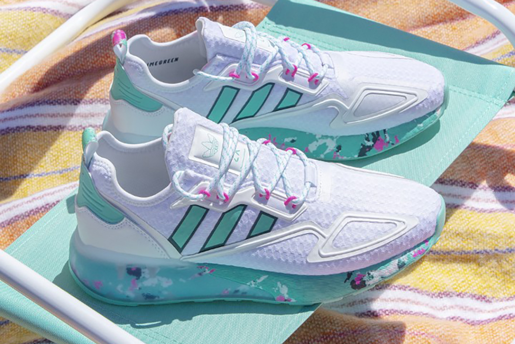 Adidas ZX 2K Boost All Day I Dream About Summer