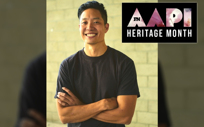 Alfred Chang, president of PacSun, AAPI Heritage Month