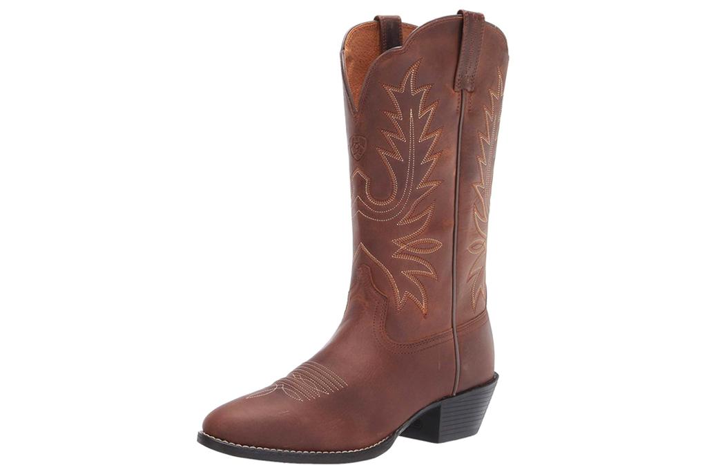 cowboy boots, ariat