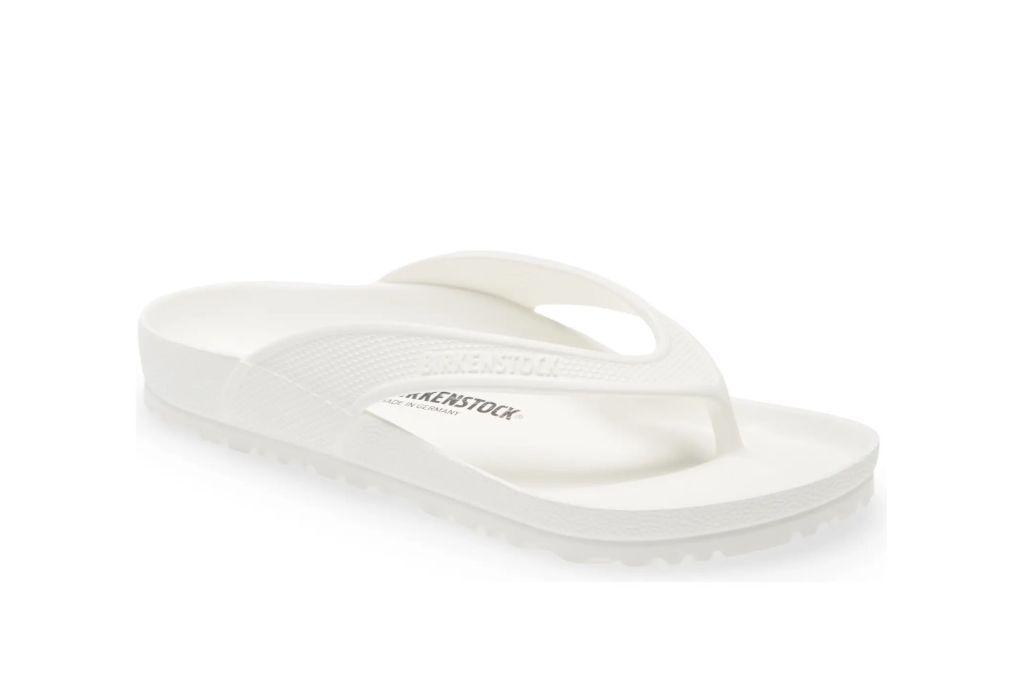 birkenstock, honolulu flip flop, thong sandals