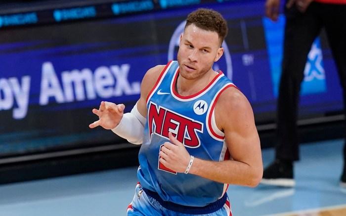 Brooklyn Nets Blake Griffin