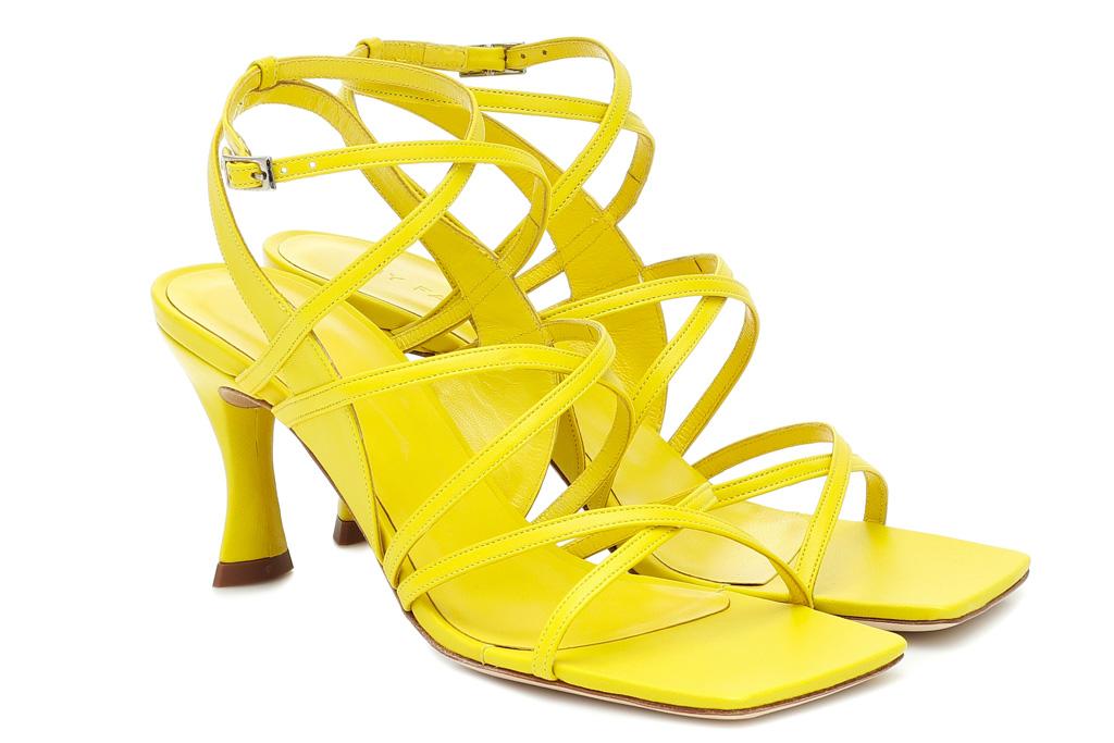 thong sandals, heels, by far