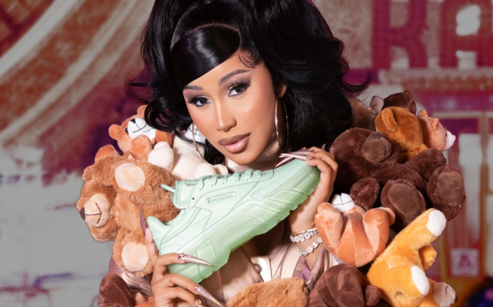 Cardi B, Reebok, Mommy and Me Collection, Sneakers