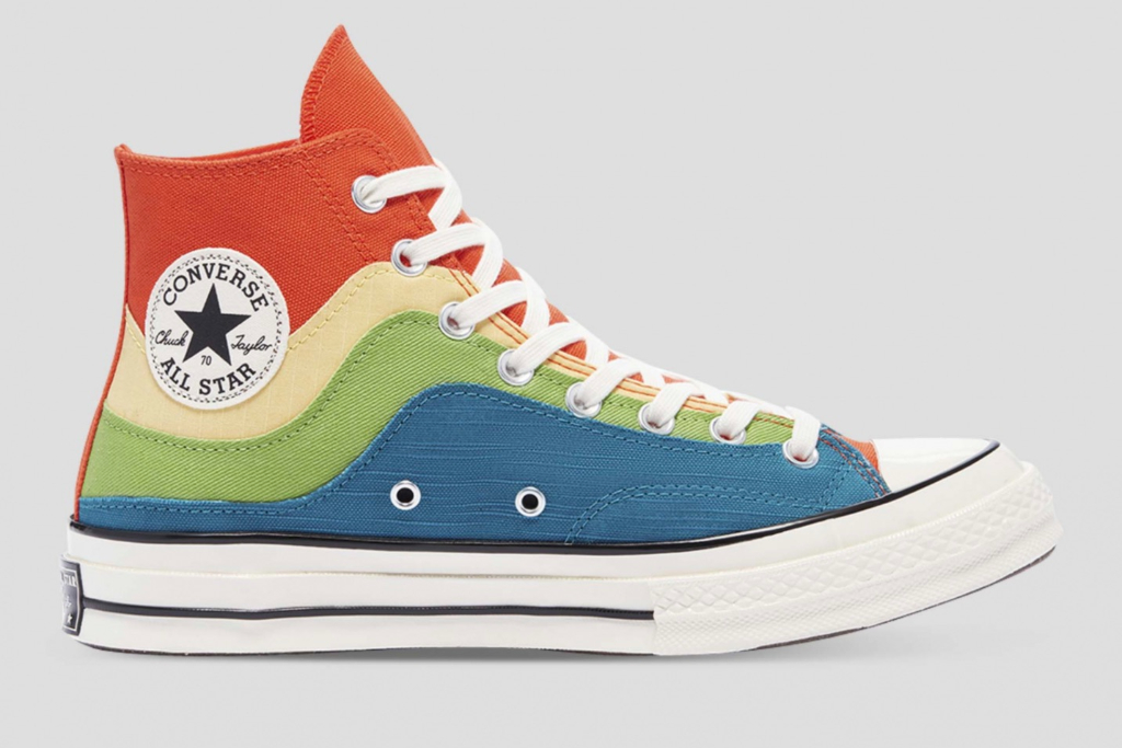 Converse Responds to Accusation of Copying Designs From a TikTok User – Footwear News