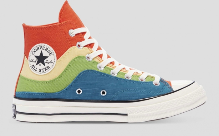converse, national parks, high tops