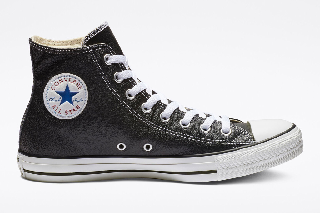 converse, sneakers, high top, all star, black