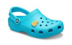 crocs, donating free pairs, health care