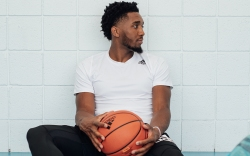 Adidas Utah Jazz Donovan Mitchell