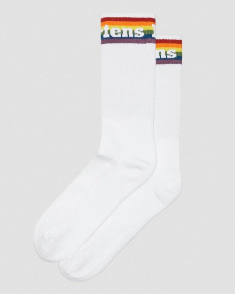 dr. martens, for pride socks, pride collection 2021