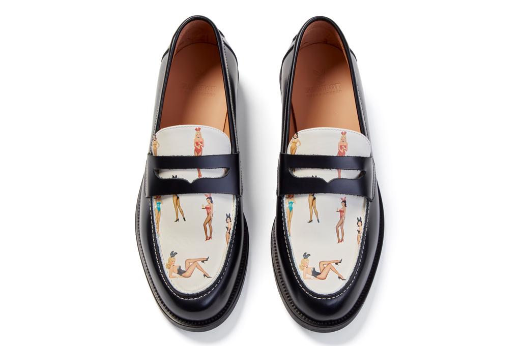 Duke & Dexter Playboy Shoe Collaboration