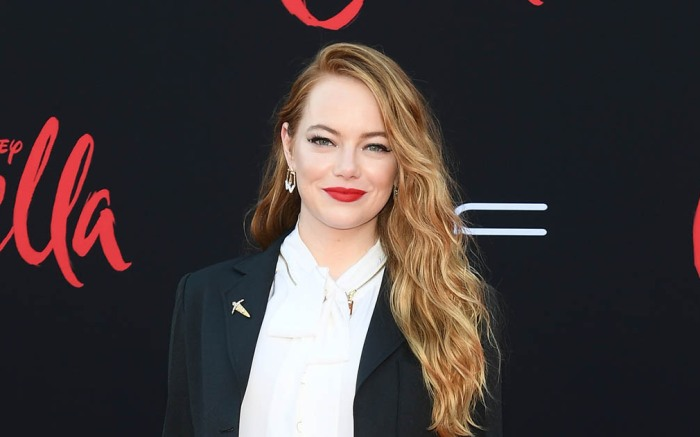 louis vuitton, Emma Stone arrives to the premiere of Disney's 'Cruella' at the El Capitan Theatre on May 18, 2021.