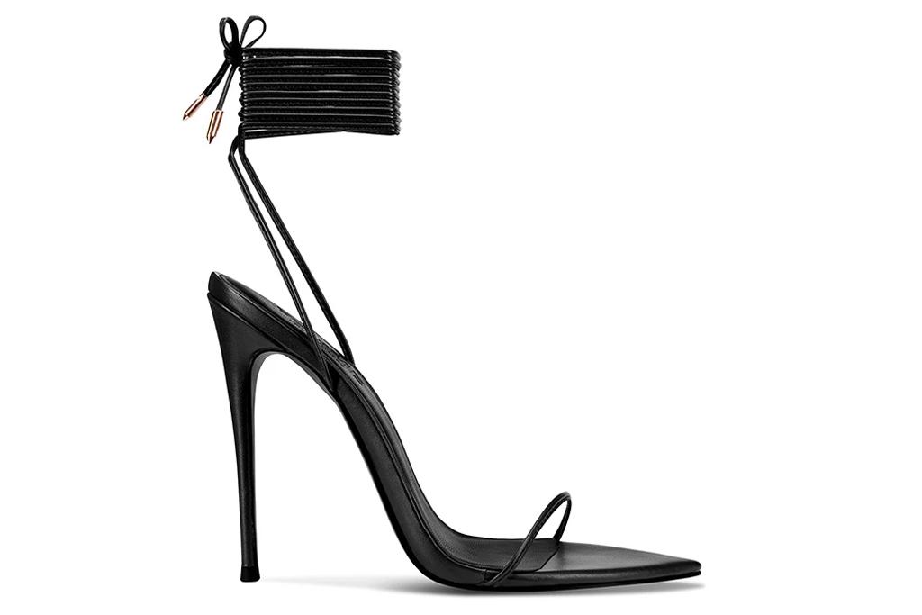 femme la, heels, black, vegan
