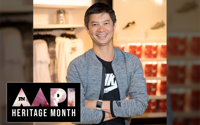 Frank Ha, Nike, AAPI Heritage Month