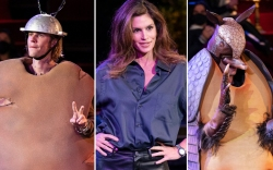 friends the reunion, cindy crawford, justin