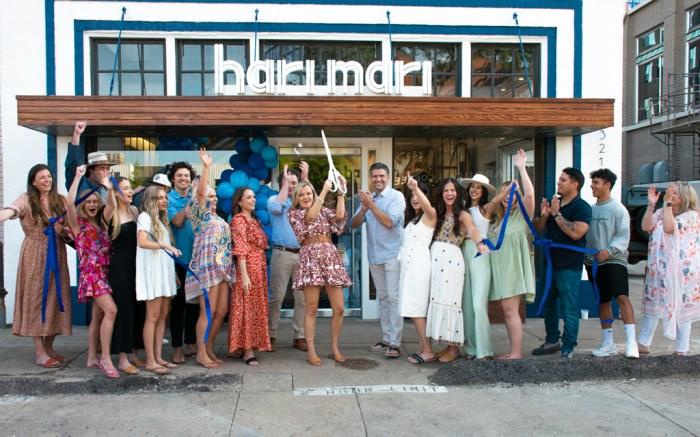 Hari Mari Dallas Flagship Store Opening
