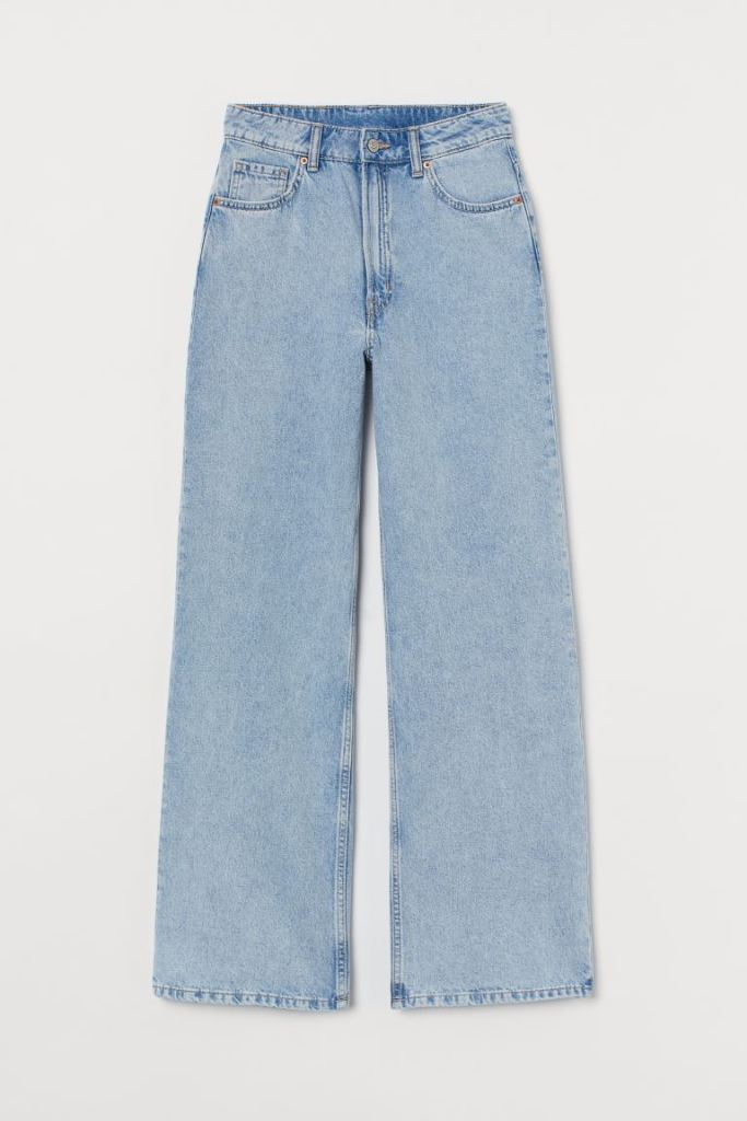H&M, jeans