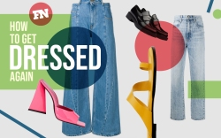 how to get dressed again, spring