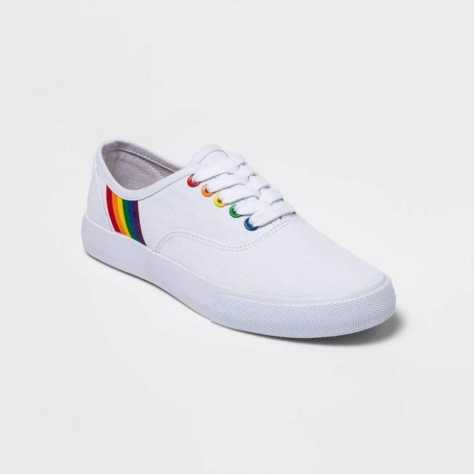Pride Gender Inclusive Adult Sneakers